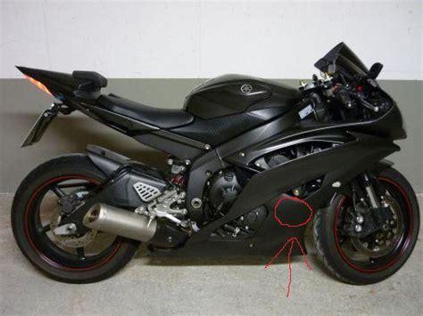 Motorrad Verkleidung Kratzer Polieren by Umfaller Was Soll Ich Tun R6 Optik Yamaha R6club