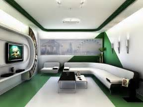 futuristic living room by twinshock on deviantart