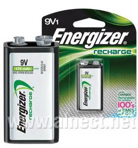 Baterai Energizer Rechargeable Aa jual baterai rechargeable 9v nimh energizer nh22