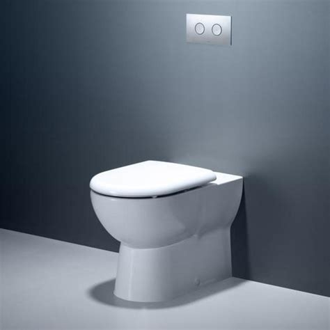 toilet suite wall faced  inlet pan caroma toilet