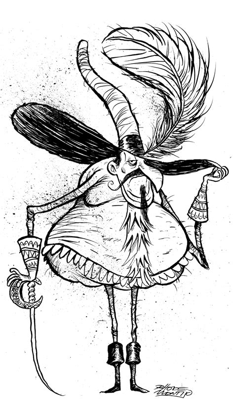 The Fantasmical Rhode Montijo Blog: Searle-y Drawings