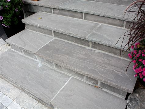 Pavers Ideas Patio Oakville Slate Grey Oakville Stone The Highest Quality