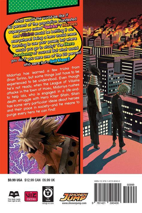my academia vol 7 my academia volume 7
