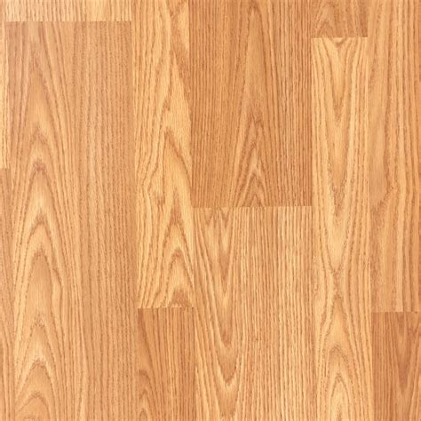 shop project source natural oak wood planks laminate sle at lowes com