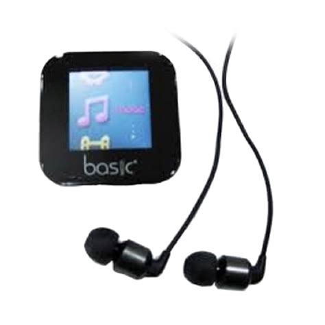 Mp3 Player Hitam jual basic mp4 m88 hitam player harga
