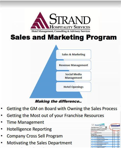 sle business plan hotel pdf 27 sales plan sles templates in pdf