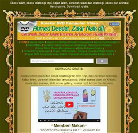 download mp3 ceramah debat islam vs kristen download ebook berkualitas tapi gratis artikel komputer