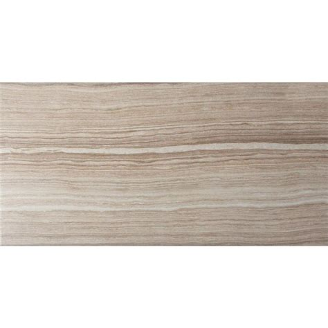 ms international cresta beige 12 in x 24 in glazed