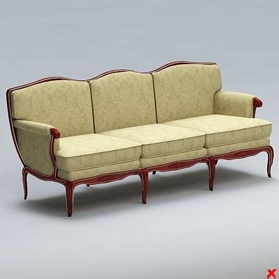 fashioned sofas 3d sofa fashioned