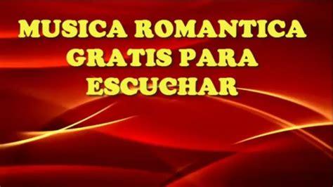 musica en linea de salsa romantica musica online 2014 bajar musica romantica gratis mp3