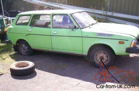 subaru wagon 1980 1980 subaru wagon