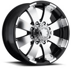 Ultra Black Truck Wheels 243 Mako Xxxautohaus