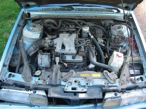 small engine maintenance and repair 1986 pontiac 6000 electronic valve timing rentapig 1986 pontiac 6000 specs photos modification info at cardomain