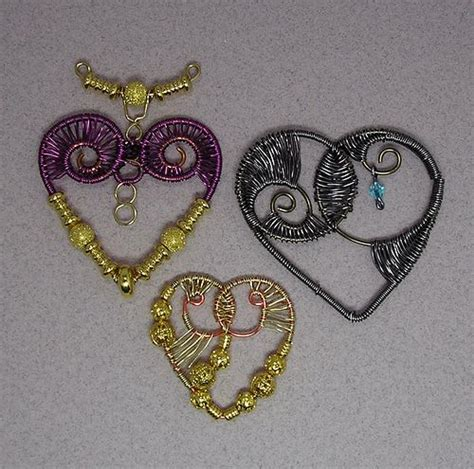 colored wire for jewelry colored wire jewelry pendants wire works