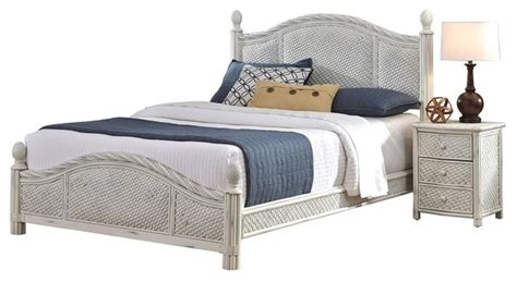 beach style bedroom sets 2 pc queen bedroom set in white beach style bedroom