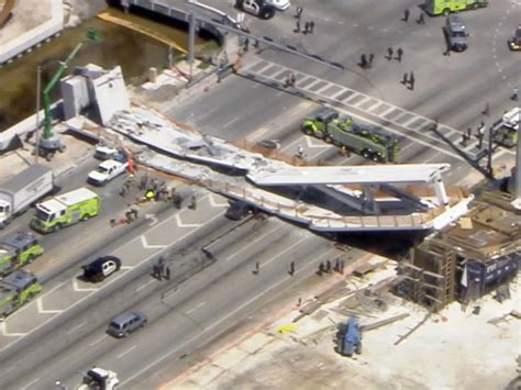 Florida International Mba Reviews by Florida Several Dead After Bridge At Florida