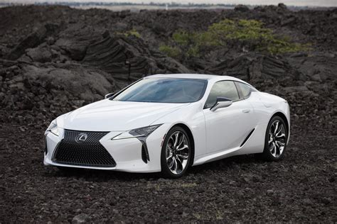 lexus lf lc white first drive the 2018 lexus lc 500 doesn t want to be the