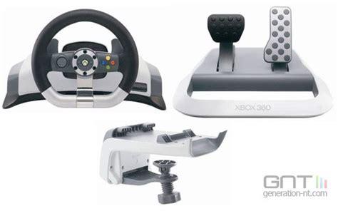 volanti compatibili xbox 360 test volant xbox 360