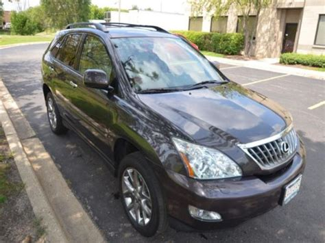 Lexus Rx350 For Sale By Owner by 2009 Lexus Rx For Sale By Owner In Chicago Park Ca 95712
