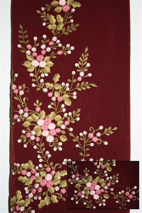 kedai borong sulam di bandung kain sulam bandung murah kain sulam bandung 0013 murah