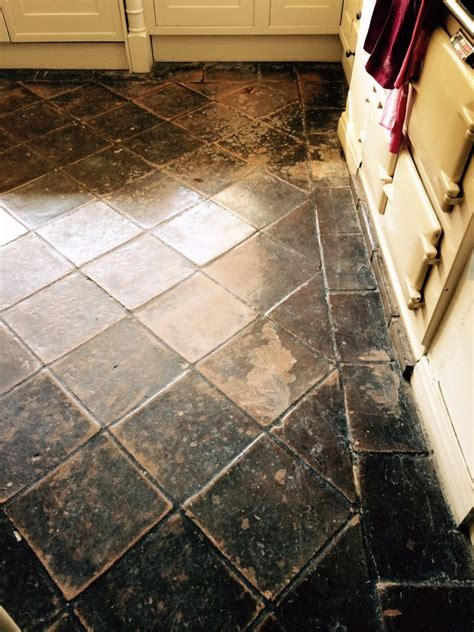 stone cleaning and polishing tips for terracotta floors terracotta hallway tiles restored in cheshire stone