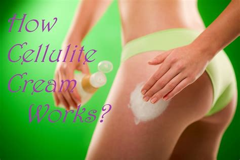 This Cellulite Works by Cellulite Creams How It Works Go Beautilicious