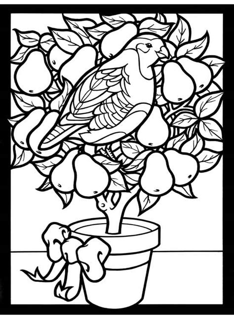 12 Days Of Coloring Page Welcome To Dover Publications by 12 Days Of Coloring Page