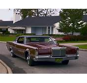 1968 Lincoln Continental Mark III Classic Luxury G