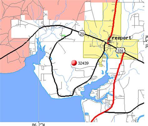 freeport florida map 32439 zip code freeport florida profile homes