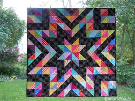 Sparkle Quilt Pattern by Dots Make This Quilt Sparkle Quilting Digest