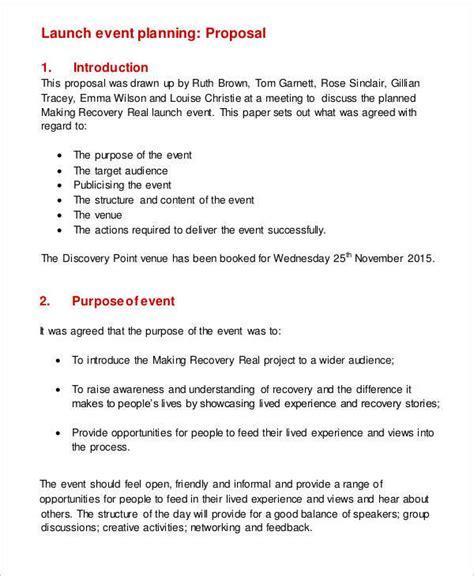 12 plan proposal templates free sle exle format