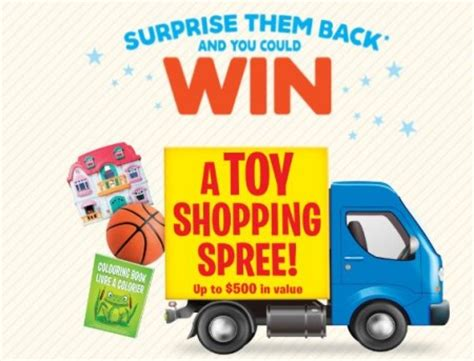 kinder surprise instant win contest free stuff finder canada - Instant Win Contest Canada