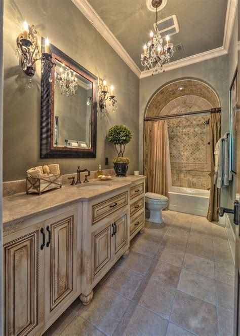 Mediterranean Bathroom Design Images