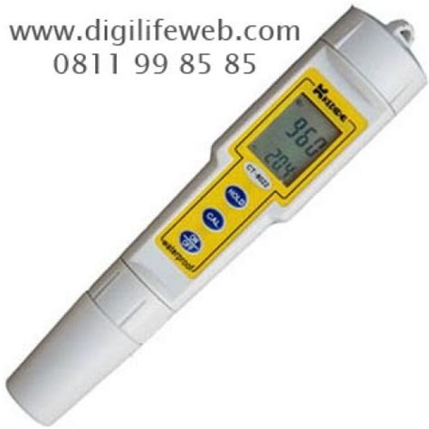 orp redox meter kedida ct 8022