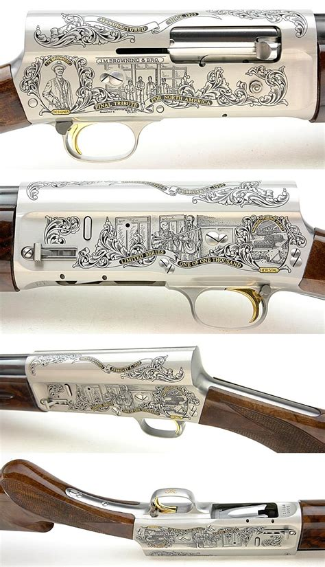 by the gun photo 8 of 12 tributeca browning auto 5 a 5 final tribute limited edition 12