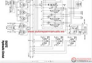 daewoo forklift schematics daewoo get free image about