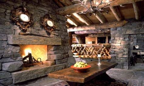 rustic fireplaces rustic log cabin fireplaces log cabin stone fireplace