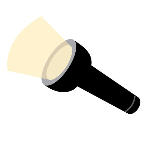 flashlight clipart bombeiros e pol 237 cia flashlight png minus