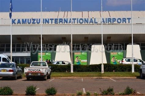 Kia Airport Malawi To New Chileka Airport Kia Terminal To Be