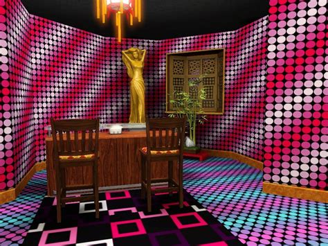 Disco Bedroom Ideas by Mod The Sims Disco Fever