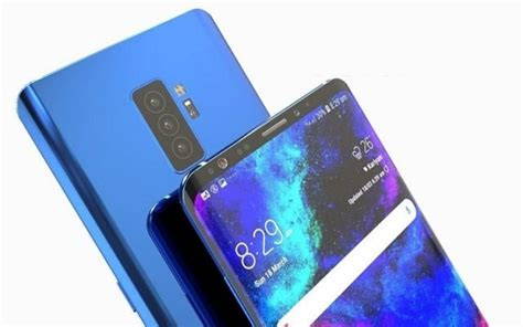 Samsung Galaxy S10 7nm by Get Excited About The Samsung Galaxy S10 S Qualcomm Snapdragon 7nm Chipset Technobezz