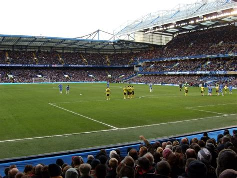The Shed West End by Chelsea Stamford Bridge Dan And The 92