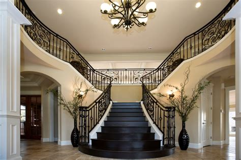 Grand Stairs Design 46 Beautiful Entrance Designs And Ideas Pictures