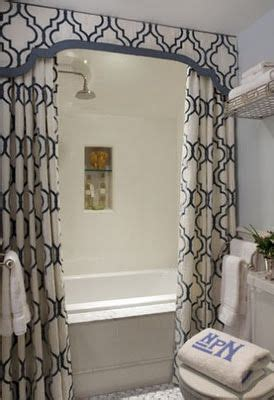 Height Of Curtains Inspiration Shower Curtain With Ceiling Height Top Bathroom Inspiration Pinterest Shower