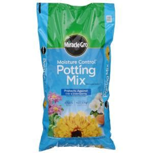 miracle gro 64 qt moisture potting mix 75561430