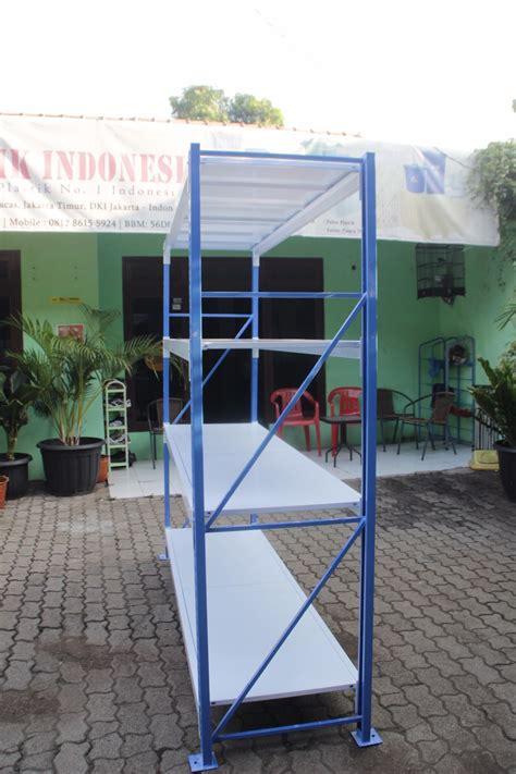 Per Meter Rak Minimarket rak gudang light duty az 36 kekuatan 250 kg per ambalan