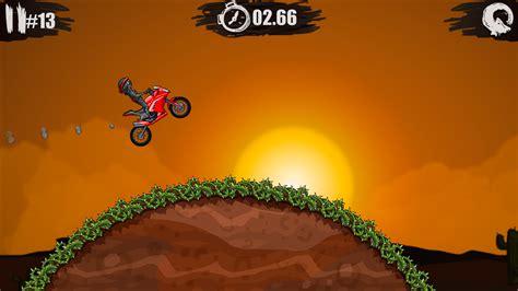 Coole Motorrad Spiele by Moto X3m Bike Race Spiel Android Spiele