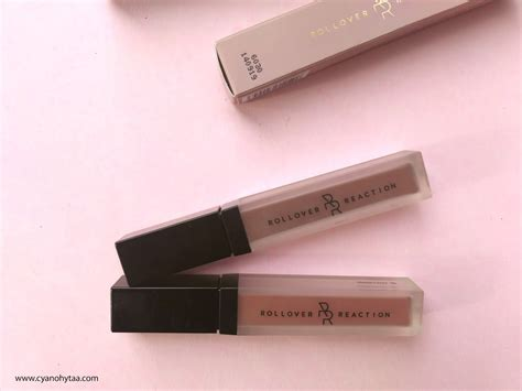 Rollover Reaction Livv Sueded Lip And Cheek review rollover reaction sueded lip and cheek sally