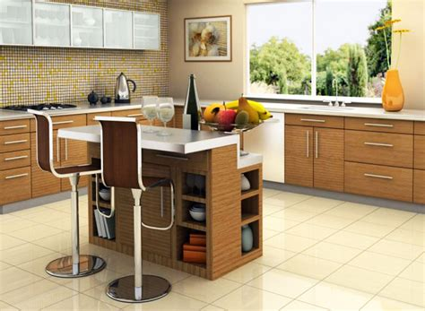 Kitchen With Small Island White Small Kitchen Island Quicua
