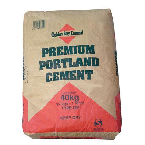 Golden Bay Cement Portland Cement   Cement Bags   Mitre 10?